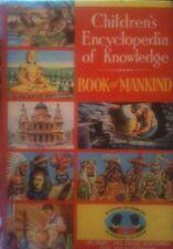 Children's Encyclopedia Of Knowledge: Book Of Mankind (Hardback, 1965)