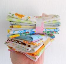 Vintage Sheet Scraps / 4 Ounces / Scrap Pack / Charm Pack