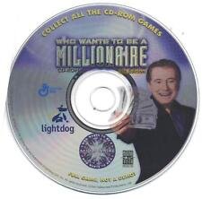 Who Wants To Be A Millionaire  CD-ROM (MINT !!)