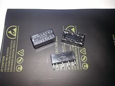 G6AK-234P 5DC -  RELAY THROUGH HOLE x 2 pieces - 0MRON