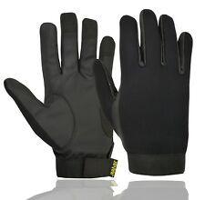 Police Duty Glove Protective Cut Resistant Security Gloves Safety Work