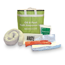 Ecospill 20L Fuel and Oil  Spill Kit - for all fuel, oil and hydrocarbon liquids