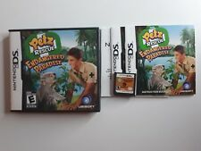 Pets Rescue: Endangered Paradise (Nintendo DS) CIB COMPLETE FREE SHIPPING !!