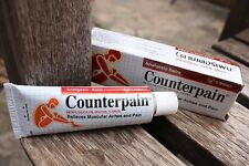 60g Counterpain Red Warm Hot Relieves Muscular Aches Pain Massage Analgesic Balm