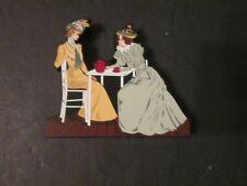 2000 Shelia'S Houses Blanche And Ethel Having Tea. Rp Lot # 11031