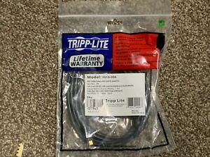 *NIB* *New* Tripp Lite F019-006 FireWire 800 Gold Hi-speed Cable IEEE 1394b