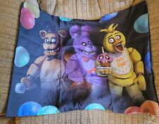 Five Nights at Freddys Standard Size Pillowcase 2 pillow cases