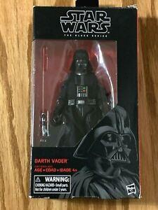"Darth Vader 6"" The Black Series STAR WARS #43 Hasbro  NEW"