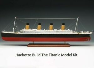 Build The Titanic 1/250 By Hachette Magazines - Individual Issues 1-100