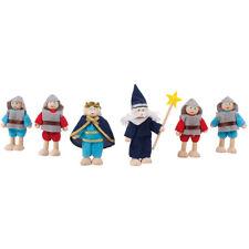 Bigjigs Toys Heritage Playset Knights Set