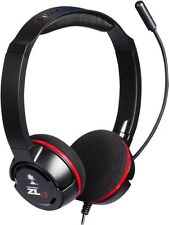 Turtle Beach Headset Ear Force ZLA Stereo Gaming Kopfhörer PC Mac Mobile