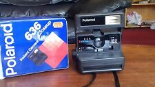 VINTAGE POLAROID 636 CLOSE UP INSTANT CAMERA