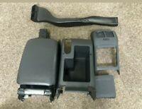 VW Golf Mk5 MK6 Leather Armrest Storage Kit vent Complete Genuine R32 R GTI TDI
