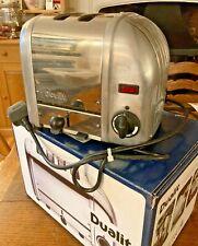 Dualit 2 Slice Toaster Chrome