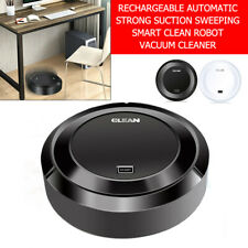 Self Navigated Rechargeable Smart Robot Vacuum Cleaner Automatic Sweeper Cleaner