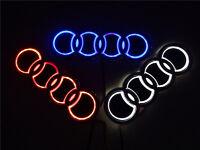 5D LED Car Logo Light Auto Badge Rear Emblems Lamp For Audi Q3 Q5 A1 A3 A4 A6 TT