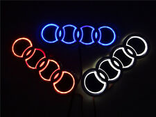 5D LED Car Logo Light Auto Badge Rear Emblems Lamp For Audi Q3 Q5 A1 A3 A4 A6 TT