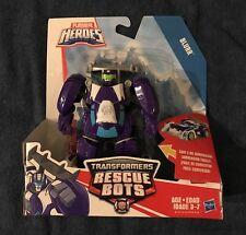Transformers Rescue Bots Blurr