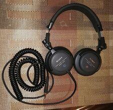 DJ Sony Dynamic Stereo Headphones MDR-V500
