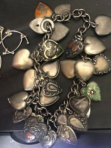 Sterling Silver 925 Jewelry Lot - Scrap - 70 grams-