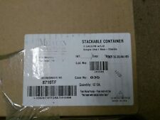NEW Stackable Sharps Containers 8710TF