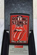 zippo Rolling Stones avec ça recharge ,Rock,bikers