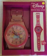 "Disney Princess 36"" Watch Wall Clock Cinderella Beauty Snow White"
