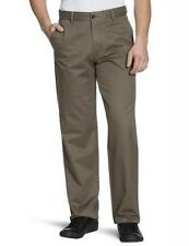 Men's Dockers D2 Straight Fit Off the Clock Khaki Chinos Pants Green 30 x 30