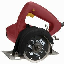 4 in Dry Cut Handheld Tile Saw tile block stone granite marble masonry to 1 1/4""
