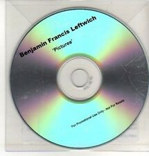 (CQ222) Benjamin Francis Leftwich, Pictures - 2011 DJ CD