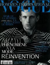 VOGUE Hommes International,JAMIE BELL,Helmut Lang,Bruce Webber,Stipe FRENCH