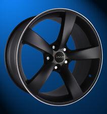 Avus AF 10 8 X 18 5 X 114.3 40 matt black polished