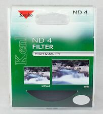 Kenko-Tokina 67mm ND-4 (ND0.6) Digital Neutral Density Camera Filter - KB-67ND4
