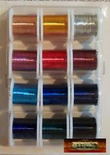 M00053 Morezmore 12 Colors Ooak Wings Soft Thin Craft Wire 26 Ga Set T20