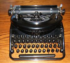 Vintage 1931 Remington Noiseless Portable Typewriter - Excellent Condition