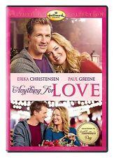 PRE ORDER: ANYTHING FOR LOVE (Hallmark)  -  DVD - REGION 1 - Sealed