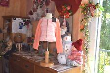 Catimini Veste neuve 4 ans Couture blanche avec papilles ARGENTEES