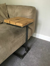 Industrial Reclaimed Coffee Table Sofa Table Side Table