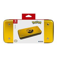 Nintendo Switch Pokemon Pikachu Alumi Case Gold Officially Licensed - NEW