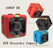 3-Color SQ11 1080P Full HD Mini Camera DVR Video Recorder DV Sport Camcorder