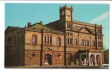 Vintage Postcard Michigan Calumet Civic Center Opera House 340 Sixth Street