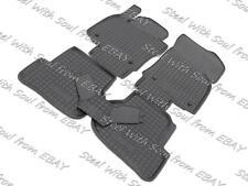 Fully Tailored Rubber / Car Floor Mats Carpet for SKODA OCTAVIA II 2005—2013