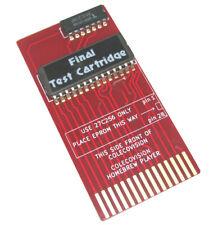 Colecovision Hardware Test Cartridge - cartouche de test de votre console