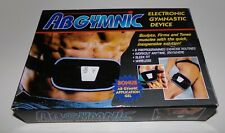 ABGymnic Electronic Gymnastic Device Toning Belt Sculps, Firms & Tones Muscles