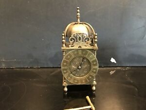 Elliot Lantern Clock.