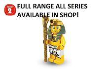 Lego minifigures pharaoh series 2 (8684) unopened new factory sealed