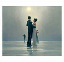 Dance Me to the End of Love by Jack Vettriano - Large Art Print 72 x 68 cm