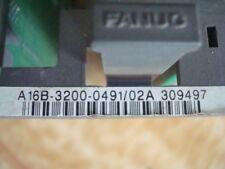 FANUC BOARD A16B-3200-0491 Refurbished FREE EXPEDITED SHIPPING A16B32000491