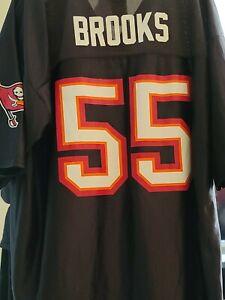 Derrick Brooks Tampa Bay Buccaneers Jersey XL