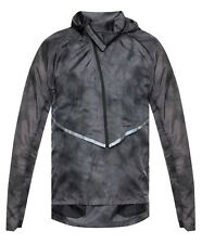 Nike Tech Pack Men's Hooded Running Bv5679-065 Sz L Gray or Light Gray